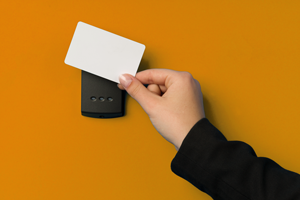 NFC-card lezen