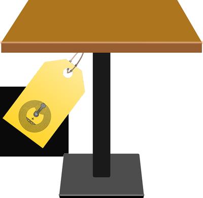 Tafel-NFC-tag